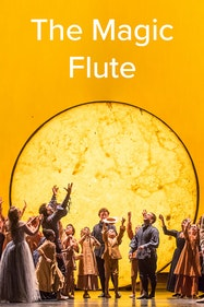 The Magic Flute Tickets London - at Royal Opera House   Thespie