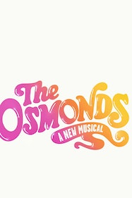 The Osmonds - A New Musical Tickets London - at New Wimbledon Theatre | Thespie