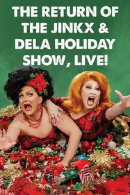 The Return of the Jinkx & Delta Holiday Show, Live! Tickets London - at Soho Theatre | Thespie