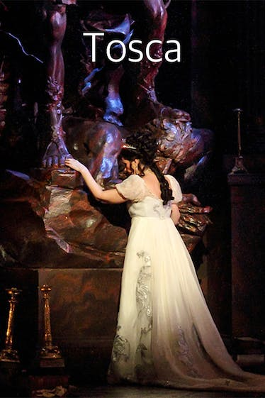 Tosca Tickets London - at Royal Opera House | Thespie